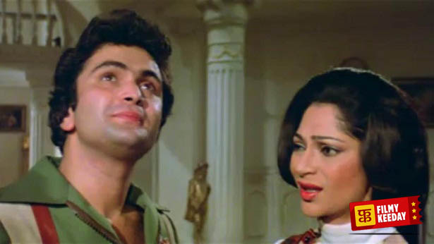 Karz 1981 movie on reincarnation Rishi Kapoor Tina Munim