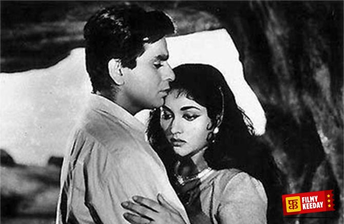 Madhumati Dilip Kumar Movie on reincarnation