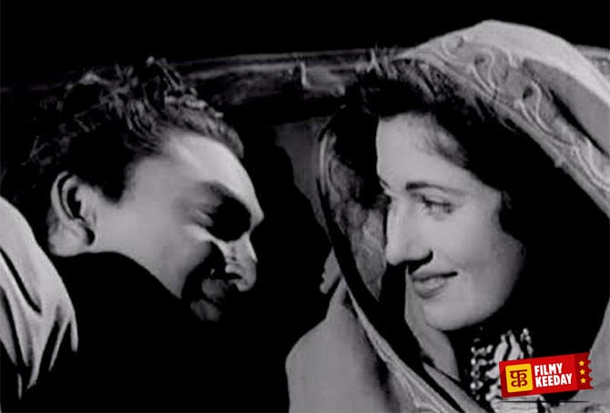 Mahal Movies on reincarnation 1949