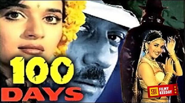 100 Days murder mystery