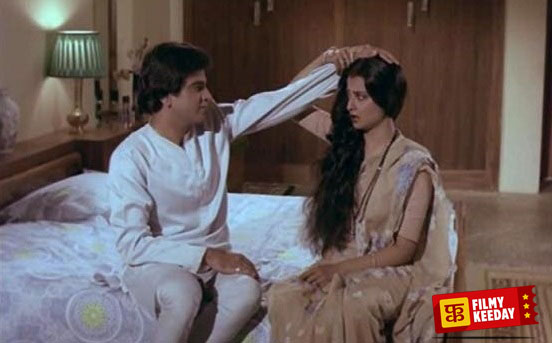 Rekha Still Khubsoorat At 58: Bollywood Movies About Husband Wife Relationship