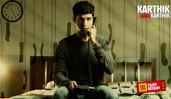 Karthik Calling Karthik thriller