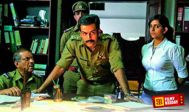 Mumbai Police Malayalam Movie