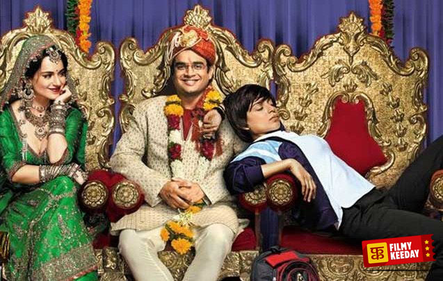 Tanu weds Manu Returns movie on husband wife