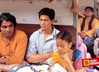 Shahrukh Khan in Swades Hindi film