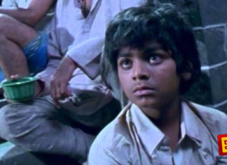 Thanks Maa master shams Best actor child cateogry
