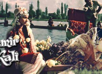 Kashmir Ki Kali Poster Cover