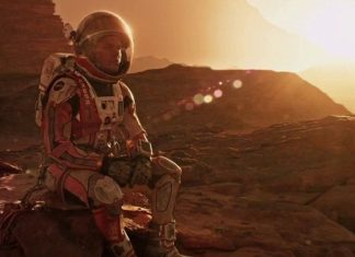 The Martian 2015 best movies on other planets
