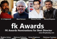 FK Awards best Director nominations by Filmy Keeday
