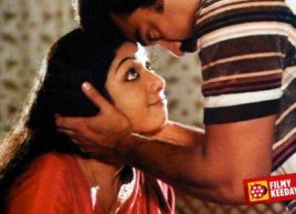 Sadma Kamal haasan and Sridevi Hindi Film