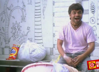 Rajpal Yadav in Chup Chup ke Comedy