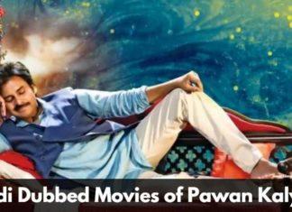 Hindi Dubbed Movies of Pawan Kalyan telugu hindi