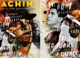 Sachin A billion dreams poster and box office collections