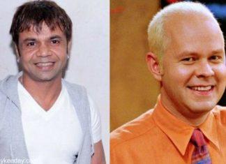 Rajpal Yadav as Gunther of friends