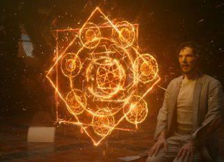 Doctor Strange marvel superhero film about magic