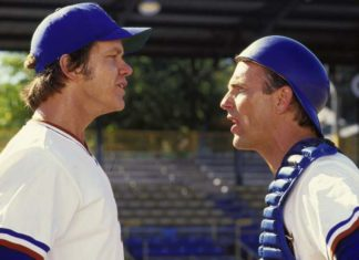 Bull Durham best film on baseball