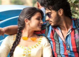 Ishaqzaadefilm based on romeo Juliet