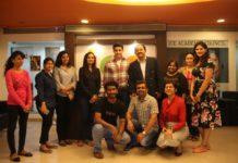 ICE institute Balaji Telefilms education