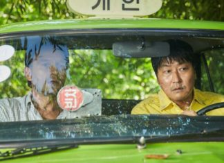 A Taxi Driver South Korean film on Taxi Driver