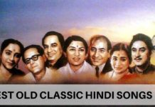 best old hindi songs list