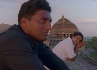 Iruvar best political film of prakash raj