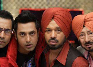 Lucky di Unlucky Story punjabi comedy cinema