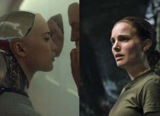 Ex Machina best films on artificial intelligence