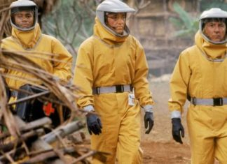 Outbreak 1995 film on virus pandemic of all time