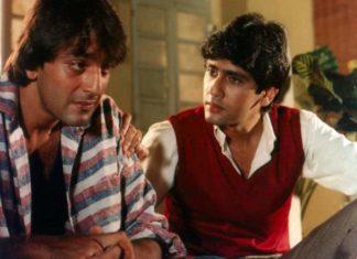 Sanjay dutt and kumar gaurav in Naam