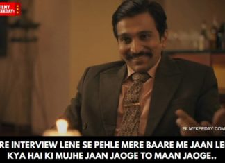 scam 1992 dialogues mera interview